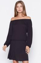 Joie Dallon Off-the-Shoulder Dress