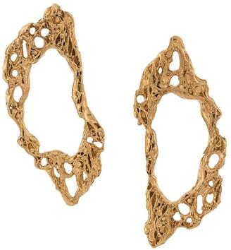 LOVENESS LEE Feroca drop earrings