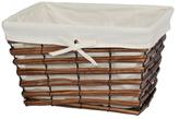 Creative Bath Southwinds-Sable Towel Basket