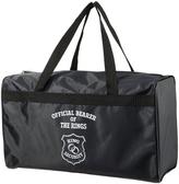 Lillian Rose Black Ring Bearer Security Duffel Bag
