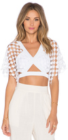 Alice McCall What A Wonderful World Top