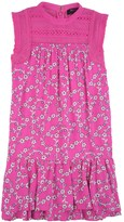Juicy Couture Girls Soft Woven Marrakech Floral Dress