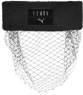 Fenty x Puma by Rihanna Cotton Headband with Net