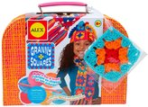 Alex Granny Squares Crochet Kit In Carry Case