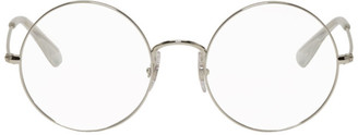 Ray-Ban Silver Ja-Jo Glasses