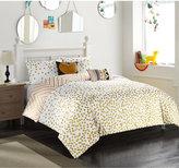 Idea Nuova Confetti Reversible 4-Pc. Dot Twin/Twin Xl Comforter Set Bedding