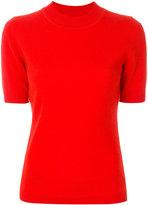 Dvf Diane Von Furstenberg high-neck cashmere top