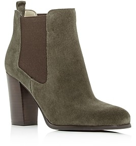 MICHAEL Michael Kors Women's Lottie High-Heel Ankle Booties