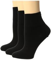 Hue Cotton Body Socks 3-Pack
