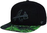 '47 Atlanta Braves Tonal Flagler Snapback Cap