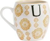 Letter Mug