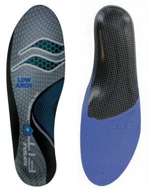 Sof Sole FIT Low Arch Custom Men's Insole
