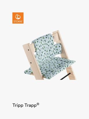 Stokke Tripp Trapp Classic Highchair Cushion, Blue/Fox