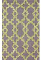 nuLoom 200HJSAN11A-76096 Handmade Indoor/Outdoor Marrakesh Trellis Rug (7-Feet 6 X 9-Feet 6)