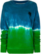The Elder Statesman palm tree sweater