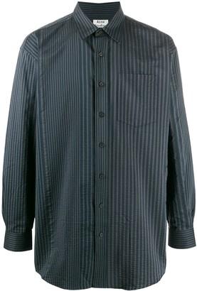 Acne Studios Atlent striped shirt