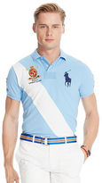 Polo Ralph Lauren Custom-Fit Banner Polo Shirt