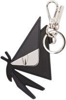 Fendi Black Butterfleyes Keychain
