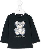 MonnaLisa embellished teddy bear blouse