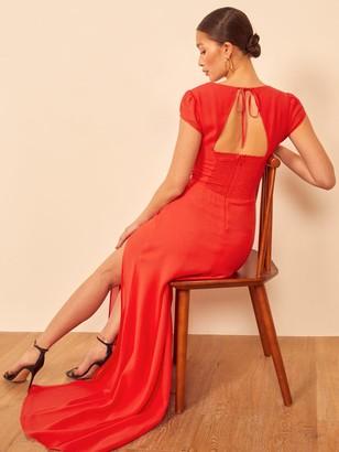 Reformation Amaryllis Dress