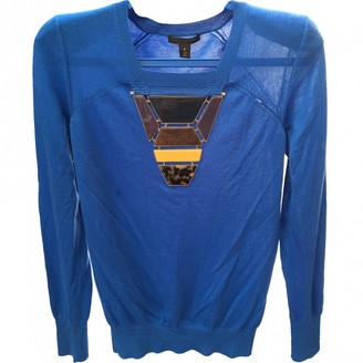 Louis Vuitton Blue Cashmere Knitwear for Women