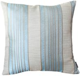 JIN Pillow Sof Pillow,Striped Fbric Bed Cushion Cover,Core Pillow