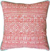 Kim Salmela Sabrina Outdoor Pillow, Coral