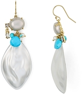 Alexis Bittar Liquid Silk Drop Earrings