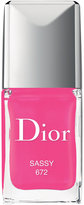 Christian Dior Vernis Gel Shine & Long Wear Nail Lacquer - Sassy, Only at Macy's