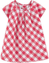 Lili Gaufrette Checked dress and bloomers