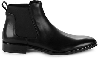 Kenneth Cole New York Leather Chelsea Boots