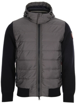 Paul & Shark Competition Hooded Jacket 117P1208SF Grey