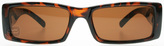 Sxuc Strip Sunglasses Tortoise 8314 55mm