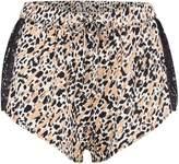 MinkPink Mink Pink Cheeta fever pyjama shorts
