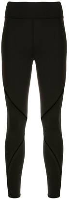 Michi Cut-Out Panelled Sports Leggings