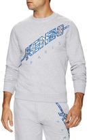 Kenzo Embroidered Graphic Sweatshirt