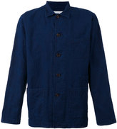 Universal Works denim shirt - men - Cotton - S