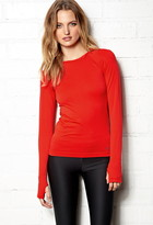 Forever 21 Active Seamless Athletic Top