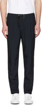 Diesel Navy P-pollack-form Trousers