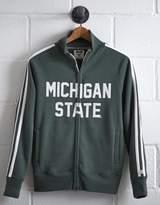 Tailgate Men's Michigan State Track Jacket