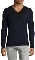 Diesel Black Gold Kevit V-Neck Sweater