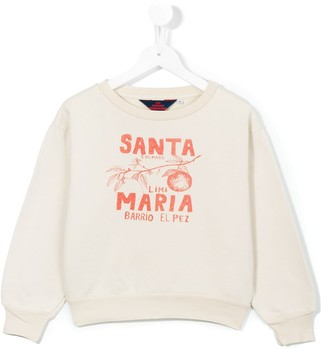The Animals Observatory Santa Maria sweatshirt