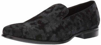 Stacy Adams mens Swank Pixelated Camo Slip-on Loafer