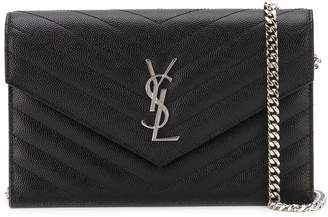 Saint Laurent Envelope Wallet-On-Chain