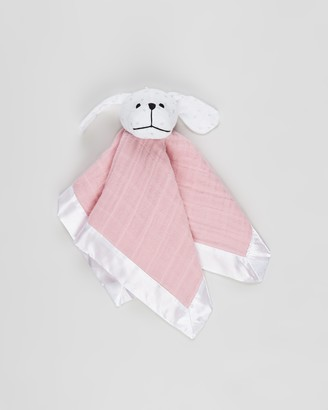 Aden Anais Aden & Anais - Girl's Pink Blankets - Lovely Reverie Security Toy Blanket - Size One Size at The Iconic
