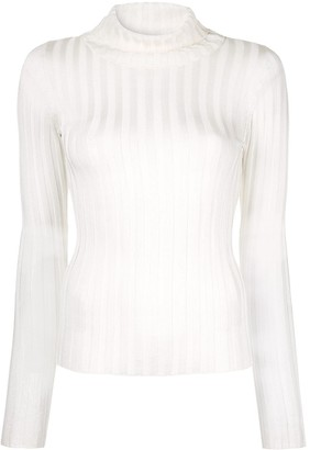 Georgia Alice Lola roll neck top