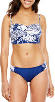 Liz Claiborne Bandeau Swimsuit Top