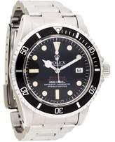 Rolex Double Red Sea Dweller Watch
