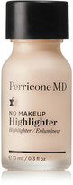 N.V. Perricone No Highlighter Highlighter, 10ml - Colorless