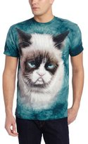 The Mountain Men's Grumpy The Cat T-Shirt